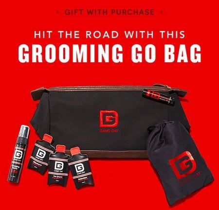 Birchbox Man Gift With Purchase