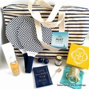 POPSUGAR Must Have Box Summer 2015 Special Edition Box Review