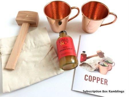 "Bespoke Post Review + Coupon Code – June 2015 ""Copper"""