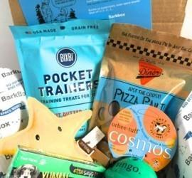 """BarkBox June 2015 Subscription Box Review - """"Space Camp"""" + Coupon Code"""