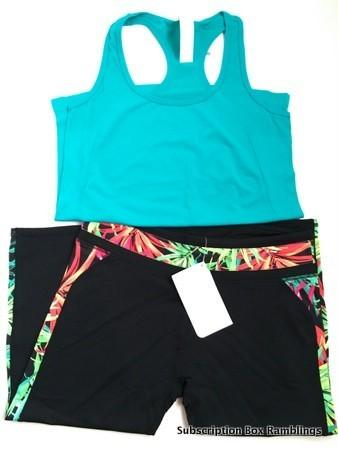 Fabletics Subscription Review – July 2015 + 50% off First Outfit