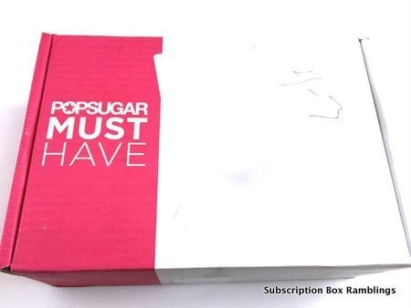 POPSUGAR Must Have Box July 2015 Subscription Box Review + Coupon Code