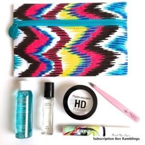 ipsy Subscription Box Review – July 2015