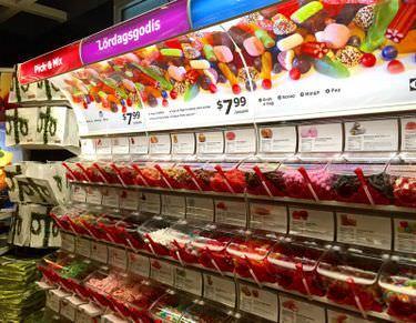 IKEA Candy Store