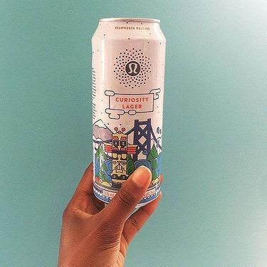 Lululemon Beer