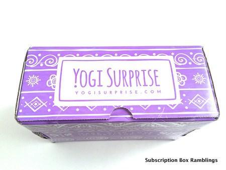 Yogi Surprise August 2015 Subscription Review + Coupon Code