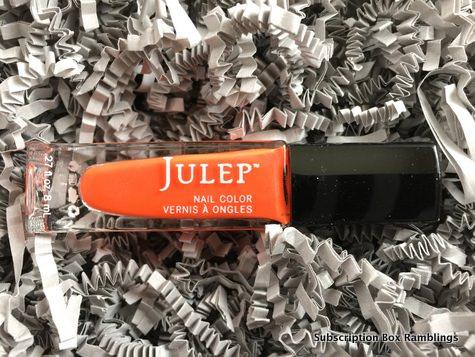 Julep Fuchsia Fizzy Mystery Box Review + Coupon Codes
