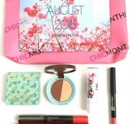 Lip Monthly August 2015 Subscription Box Review + Coupon Code