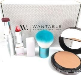 Wantable Makeup September 2015 Subscription Box Review