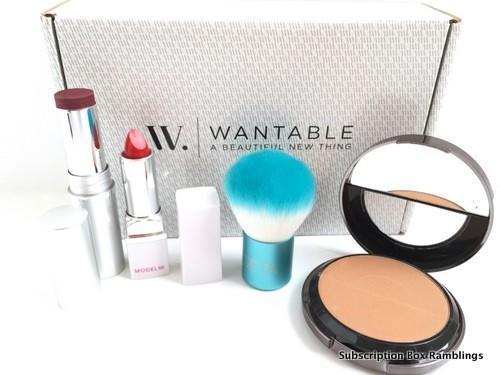 Wantable Makeup Review – September 2015