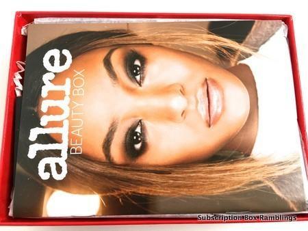 Allure Beauty Box August 2015 Subscription Box ReviewqAllure Beauty Box August 2015 Subscription Box Review