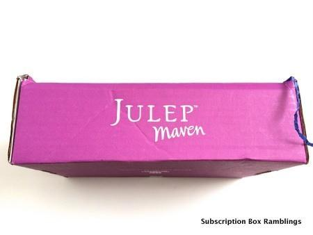 """Julep August 2015 Subscription Box Review - """"Muse Montreal"""" Collection + Free Box Coupon Code"""