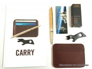"""Bespoke Post Review + Coupon Code – August 2015 """"Carry"""""""