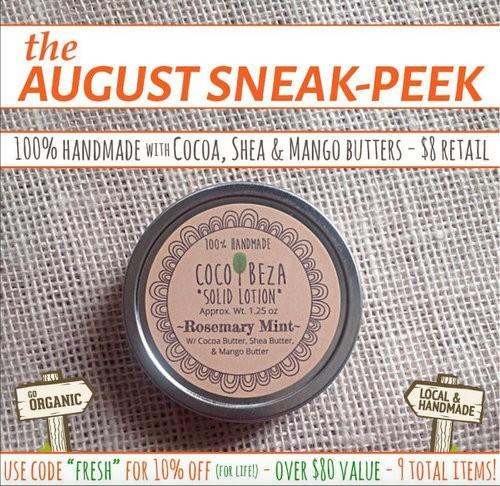Prospurly August 2015 Subscription Box Spoiler + Coupon Code