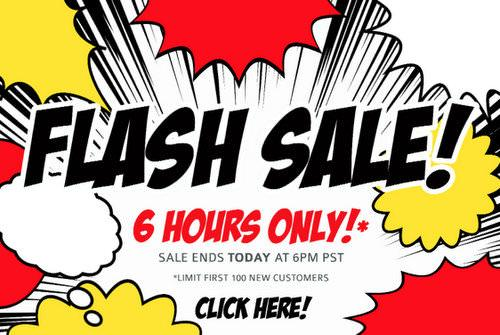 Phone Case of the Month Flash Sale!