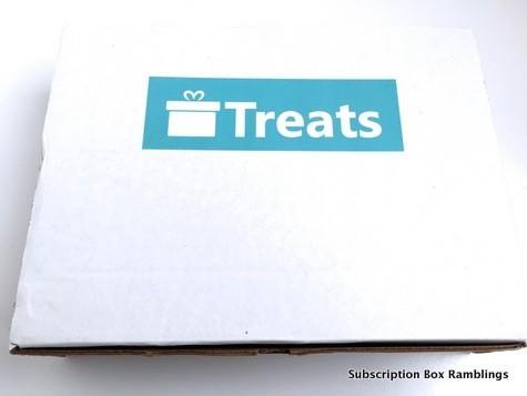 Treats August 2015 Subscription Box Review