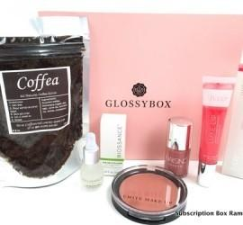 GLOSSYBOX September 2015 Subscription Box Review + Coupon Code
