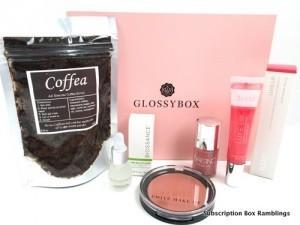 GLOSSYBOX Review + Coupon Code – September 2015