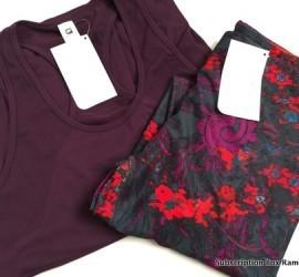 Fabletics September 2015 Subscription Box Review + 50% off First Outfit