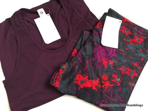 Fabletics Subscription Review – September 2015 + 50% off First Outfit