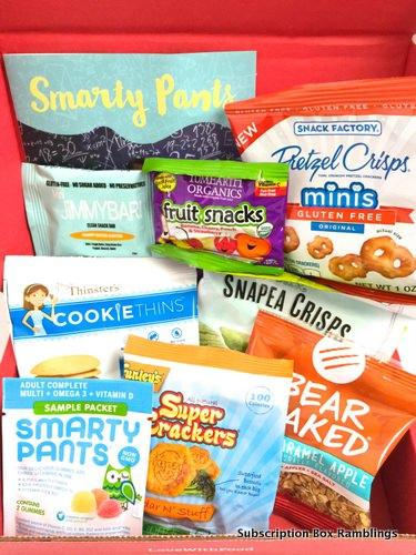 Love With Food September 2015 Tasting Box Review + 40% Off First Box Offer