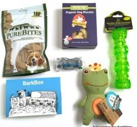 """BarkBox September 2015 Subscription Box Review - """"Bedtime Story"""" + Coupon Code"""