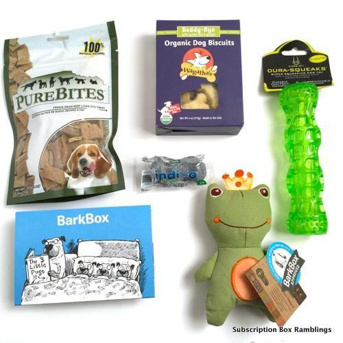 BarkBox Review + Coupon Code – September 2015