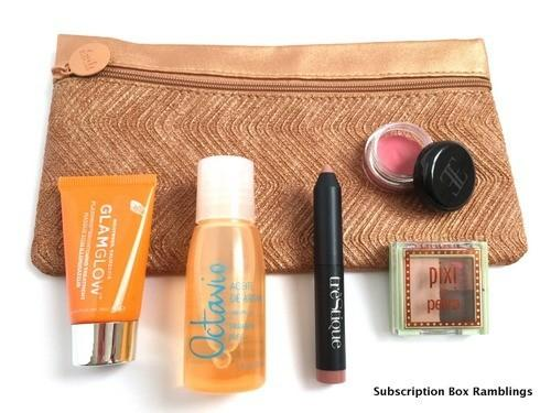 ipsy Subscription Box Review – September 2015
