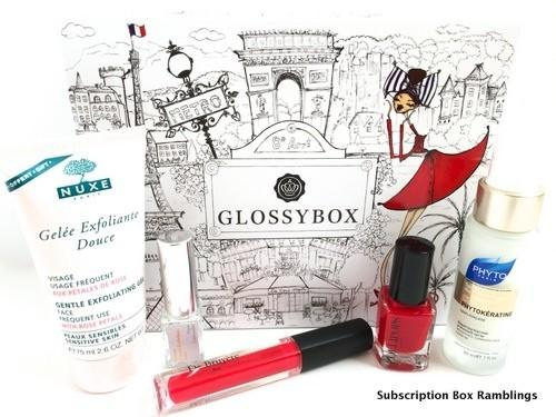 GLOSSYBOX Review + Coupon Code – October 2015