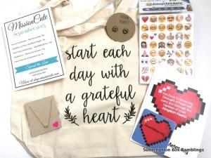MissionCute Review – September 2015