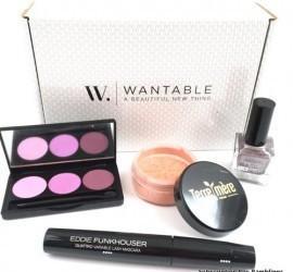 Wantable Makeup October 2015 Subscription Box Review