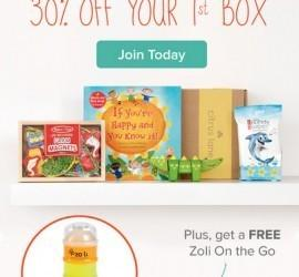 Citrus Lane 30% Off + Free Zoli on the Go!