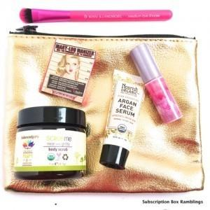 ipsy Subscription Box Review – October 2015