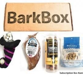 BarkBox October 2015 Subscription Box Review - + Coupon Code
