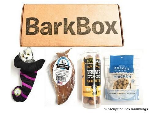 BarkBox Review +Coupon Code – October 2015