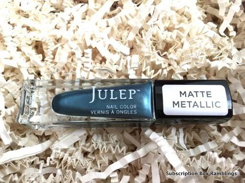 """Julep November 2015 Subscription Box Review - """"Switch Up"""" Collection + Free Box Coupon Code"""