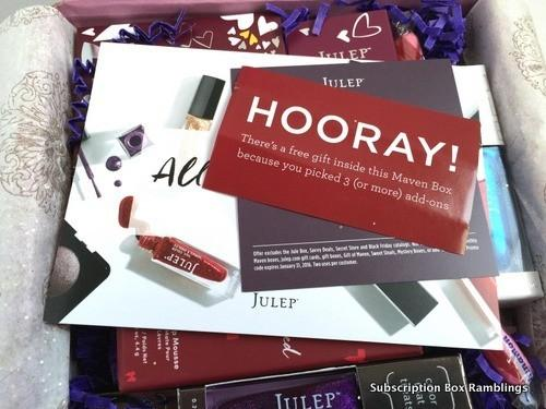 """Julep December 2015 Subscription Box Review - """"All Night Long"""" Collection + Free Box Coupon Code"""