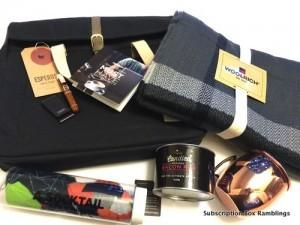 POPSUGAR Must Have Box 2015 Holiday for Him Limited Edition Box Review