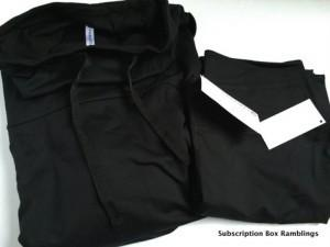 Fabletics Subscription Review – December 2015 + 50% off First Outfit