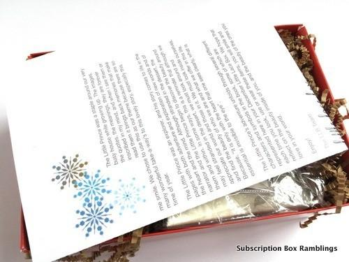 Little Lace Box December 2015 Review + Coupon Codes