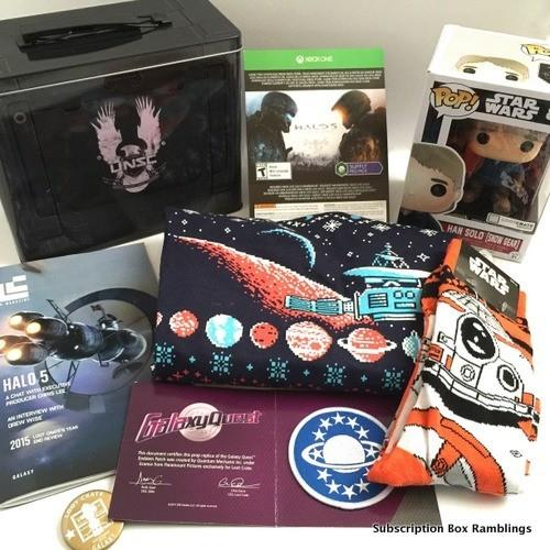 Loot Crate has collected reviews with an average score of There are customers that Loot Crate, rating them as good.