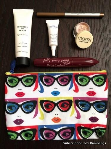 ipsy January 2016 Subscription Box Review