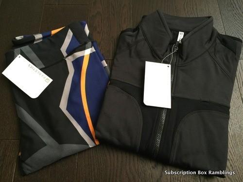 Fabletics Subscription Review – January 2016 + 50% off First Outfit