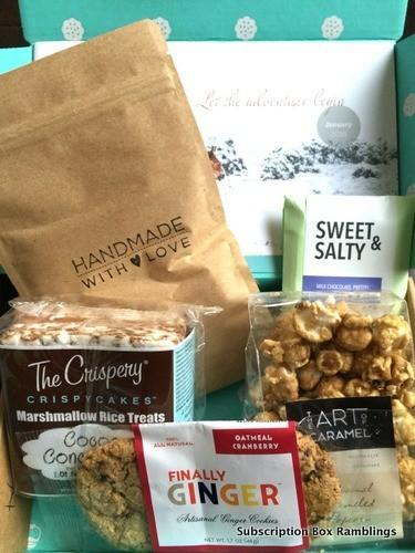 Orange Glad January 2016 Subscription Box Review + Coupon Code