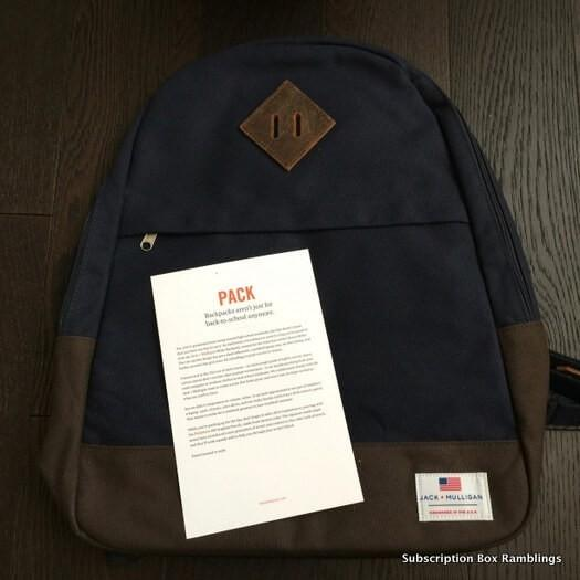"""Bespoke Post Review + Coupon Code – February 2016 """"Pack"""""""