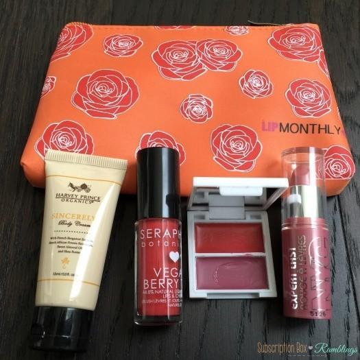 Lip Monthly Review + Coupon Code – February 2016