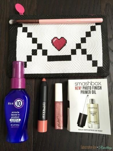 ipsy February 2016 Subscription Box Review