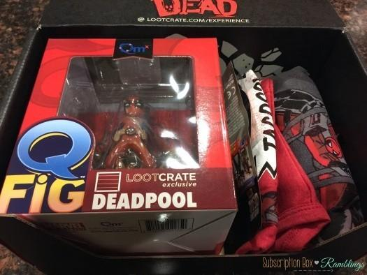 Loot Crate February 2016 Subscription Box Review Coupon