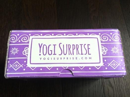 Yogi Surprise March 2016 Subscription Review + Coupon Code