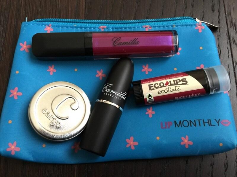 Lip Monthly Review + Coupon Code – March 2016
